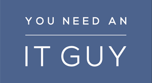 You Need An IT Guy